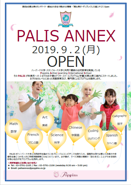 PALIS ANNEX leaflet JPEG